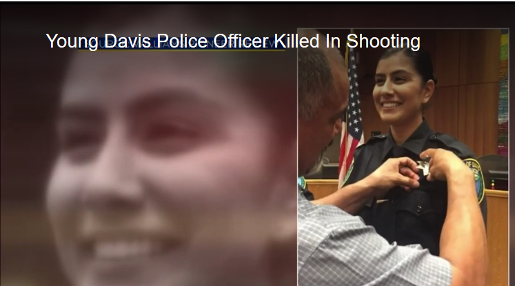 Video: Rookie California Officer Shot and Killed Responding to Crash