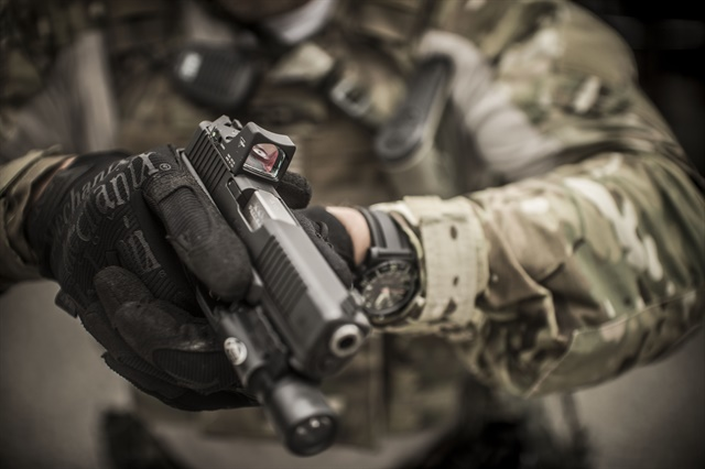 Trijicon to Offer Handgun Optics Class for Law Enforcement at 2019 SHOT Show