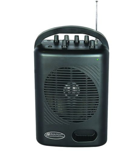 AmpliVox Sound Systems SW245B Dual Audio Pal  - Photo: AmpliVox Sound Systems