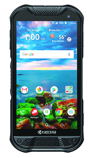 Kyocera DuraForce PRO 2 Smartphone  - Photo: Kyocera