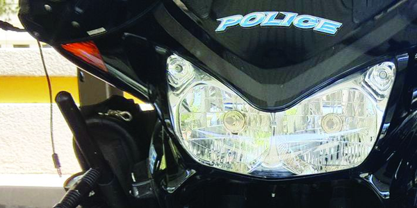 Tomar Electronics' Motorcycle Mounted Preemption Emitter
