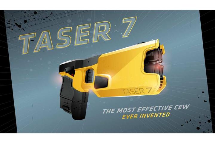 Axon:TASER 7  - Photo: Axon