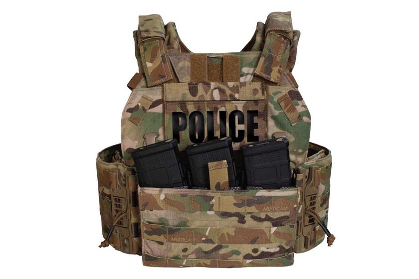 Point Blank Enterprises Point Blank's Special Response Vest (SRV)