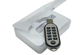 PIN-Secured USB Flash Drive
