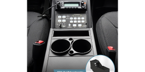 New Low-Profile Console for 2020 Ford PIU