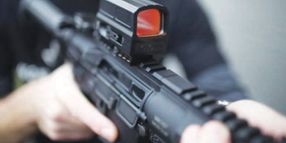 HS-512T Elite Open Reflex Sight