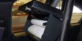 Brother Headrest Printer Mount