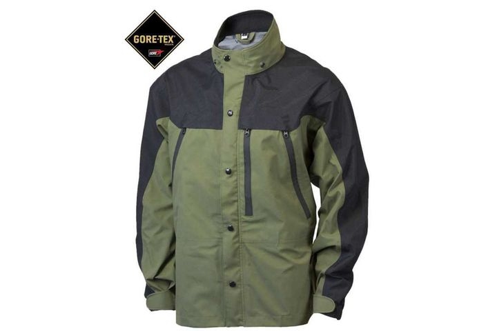 WaterShed Uniform Rainwear Gore-Tex Vector Jacket - Photo: WaterShed Uniform Rainwear