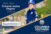Columbia Southern UniversityOnline Criminal Justice Degrees