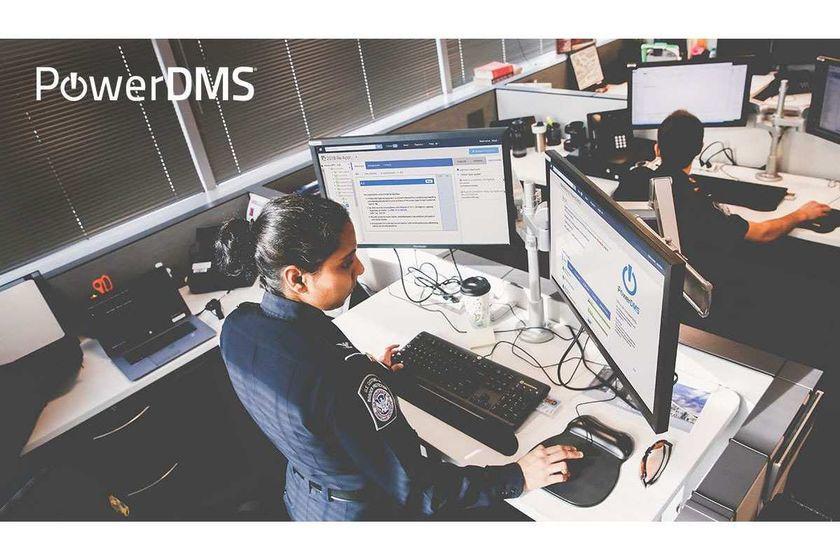 PowerDMS Inc.Document Management Simplified