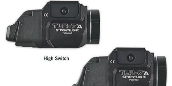 Streamlight TLR-7 A Weapon-Mounted Light