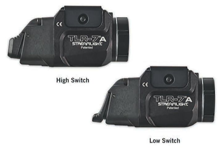 Streamlight TLR-7 A Weapon-Mounted Light - Photo: Streamlight