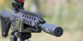 Tactical Rifle Suppressor