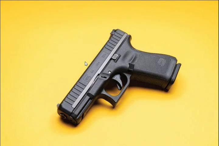 Glock G44 - Photo: Glock