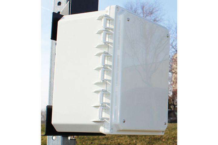 Kustom Signals Inc. Stealth Stat II - Photo: Kustom Signals