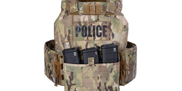 Paraclete Special Response Vest (SRV)
