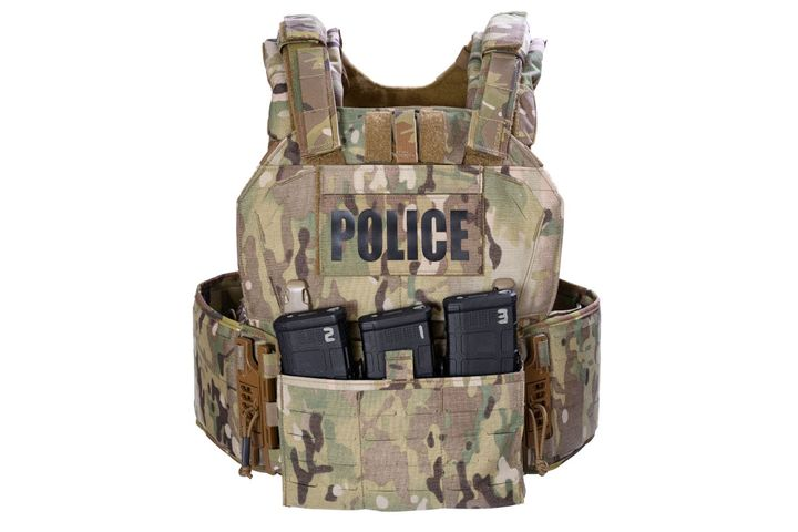 Paraclete Special Response Vest (SRV) - Photo: Paraclete/Point Blank Enterprises