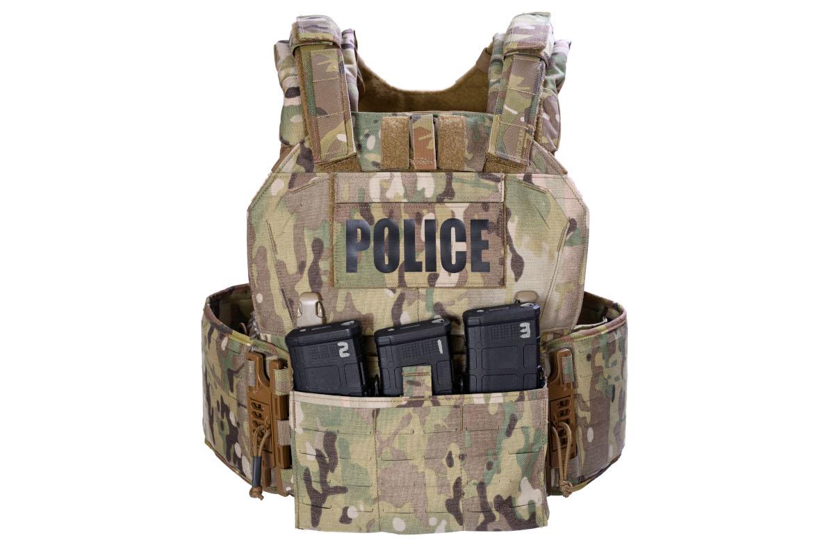 Special Response Vest (SRV)