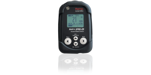 Thermo Scientific RadEye SPRD-ER Personal Radiation Detector