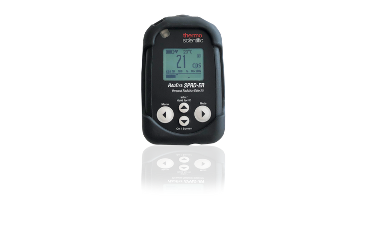 Thermo Scientific RadEye SPRD-ER Personal Radiation Detector - Photo: Thermo Scientific