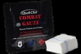 QuikClot Combat Gauze LE