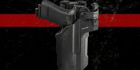 T-Series Red Dot Sight (RDS) Duty Holster