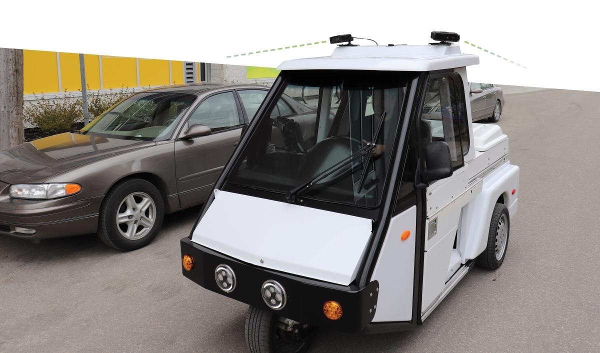 GO-4 and MAX–LPR Enforcement Vehicles