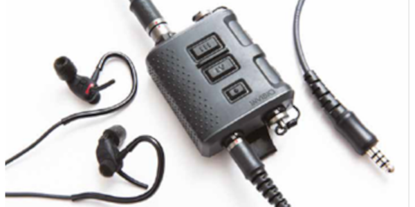 Invisio X5 In-Ear Headset