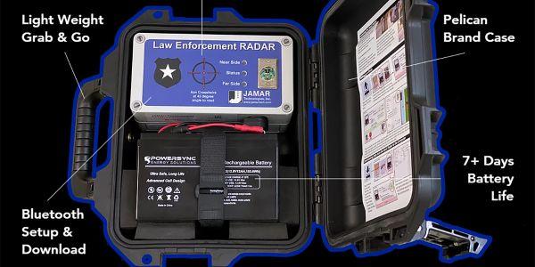 Law Enforcement Radar