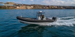 30-Foot Multipurpose Patrol Craft