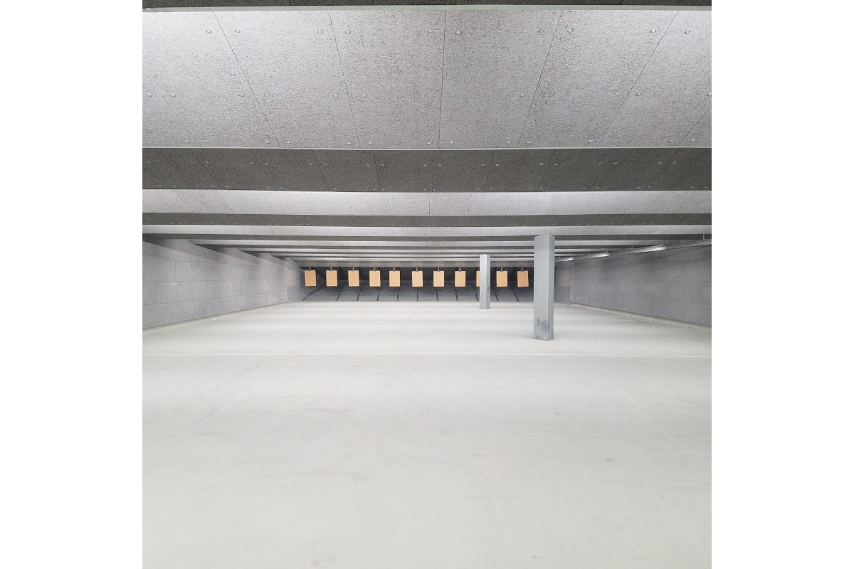 Shooting Range Acoustics