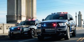 Law Enforcement Vehicle Leasing