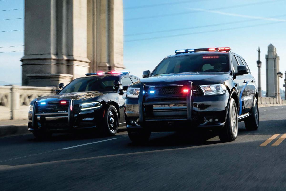 Law Enforcement Vehicle Leasing