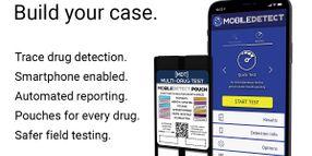 MobileDetect Trace Drug Detection