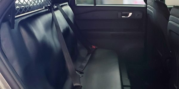 2020+ Ford Police Interceptor Utility Replacement Seat with OS-Belt