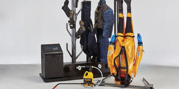 Defender PPE Gear Dryer System
