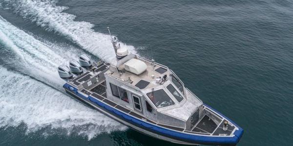 36-Foot Patrol Boat