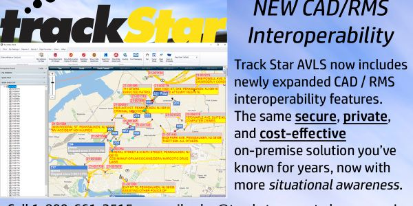 Track Star AVLS CAD/RMS Interface