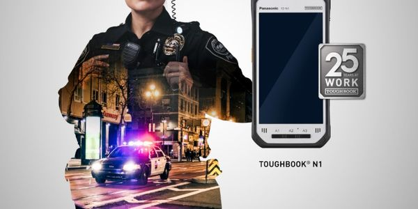 Toughbook N1 eCitation Solution