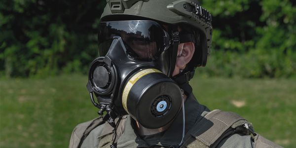 F90 Ballistic Helmet