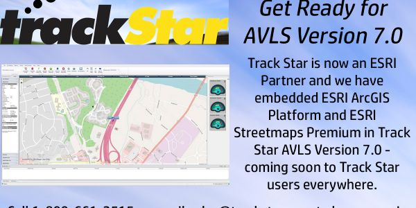 Track Star AVLS Version 7.0