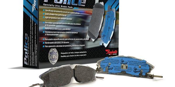 Police Disc Brake Pads