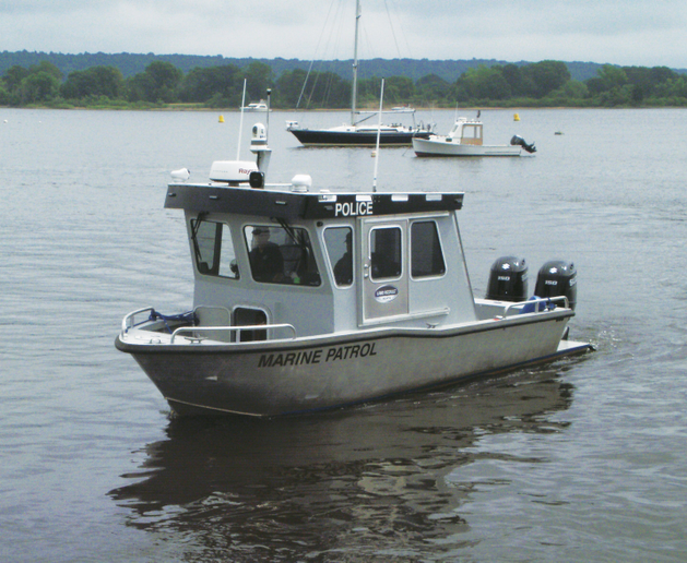 - Lake Assault Boats-26-Foot Custom Patrol Boat