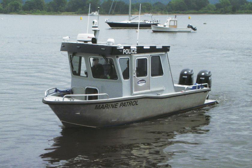 26-Foot Custom Patrol Boat