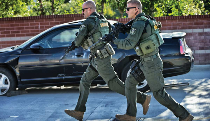 First Tactical Defender Pant  - Photo: First Tactical