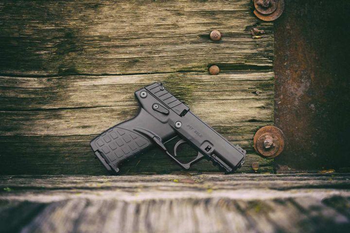 Keltec P17 Pistol - Photo: Keltec