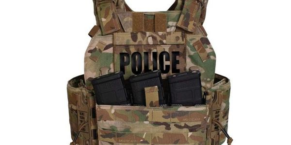 Point Blank Enterprises Special Response Vest (SRV)