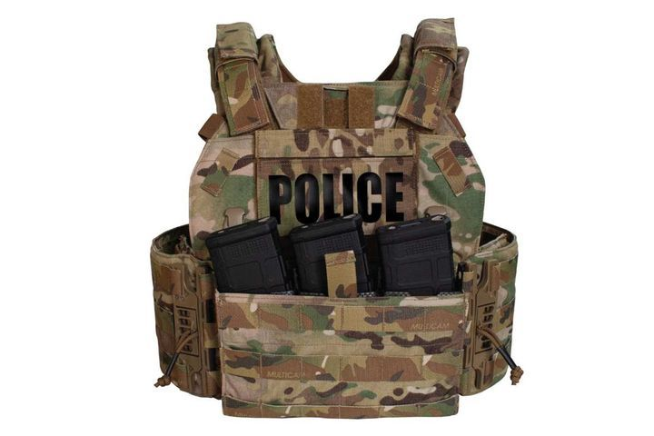 Point Blank Enterprises Special Response Vest (SRV) - Point Blank Enterprises