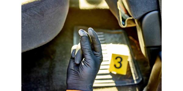 Halyard HealthHalyard Black-Fire Nitrile Exam Gloves