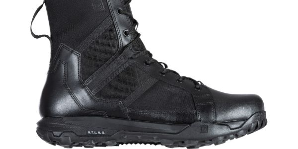 "5.11 Tactical A.T.L.A.S. 8"" Side Zip Boot"